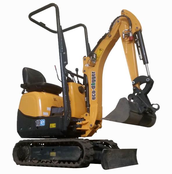 Eco Digger R10E